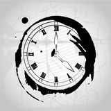 Time painted Royalty Free Stock Photography