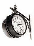 Time Passing. Picture of a old clock. Time passing concept Stock Images
