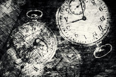 Time passing Royalty Free Stock Photos