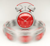 Time passing Royalty Free Stock Image