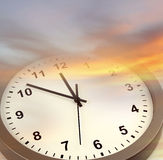 Time passing Royalty Free Stock Photo