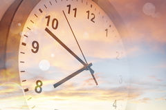 Time passing Stock Photography