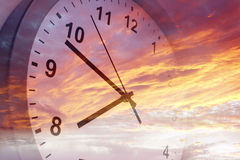Time passing Stock Photos