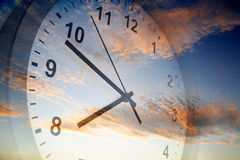 Time passing Stock Images