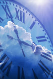 Time passing concepts Stock Photo