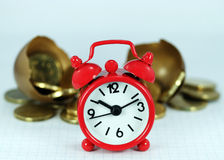 Time and Patience Royalty Free Stock Images