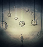 Time Perception Stock Image