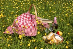 Time for a picknick Royalty Free Stock Images