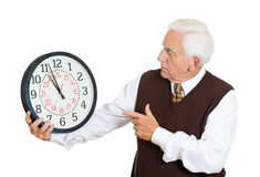 Time is precious Stock Photos