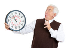 Time is precious Royalty Free Stock Image
