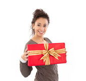 Time for presents Royalty Free Stock Image