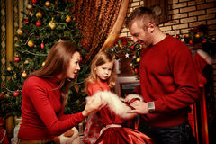 Time of presents Royalty Free Stock Photo