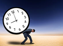 Time pressure concept Stock Images