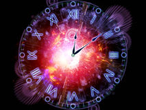 Time processing Royalty Free Stock Photo