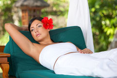 Time for relax Stock Photo