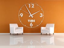 Time Room Stock Photography
