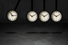 Time Running Concept Royalty Free Stock Photos