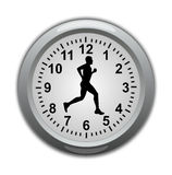 Time is Running - Illustration Stock Images
