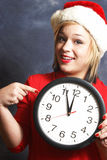 Time Is Running Out Royalty Free Stock Photography