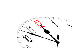 Time running out Royalty Free Stock Photos