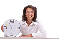 Time / it's 5 before 12 Stock Photos