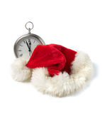 Time for Santa Stock Photography