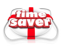 Time Saver Life Preserver Increase Improve Efficiency Productivi Stock Photography