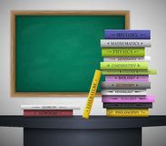 Time in school Royalty Free Stock Photo
