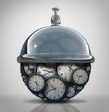 Time Service Concept Royalty Free Stock Image