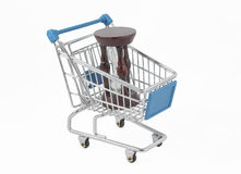 Time for Shopping Stock Photo
