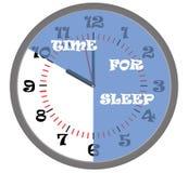 Time for sleep Stock Photography