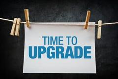 Time som ska förbättras royaltyfri fotografi