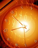 Time & space royalty free stock photo