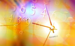 Time & space Stock Photography