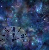 Time and space background stock photos