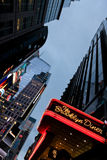 Time square. Times Square Traffic New York Stock Photos