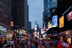 Time square Stock Images