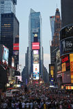 Time square. Times Square Traffic New York Stock Images