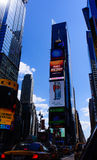 Time Square Royalty Free Stock Photography