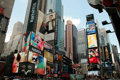 Time Square Photographie stock
