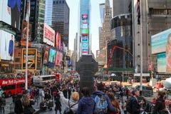 Time Square Stock Fotografie