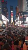 Time Square Imagen de archivo libre de regalías