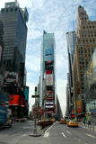 Time Square - New york royalty free stock photos
