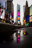 Time Square, New York. Royalty Free Stock Photography