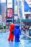 Time Square, New York Stock Image