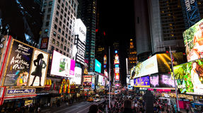 Time Square, NYC Royalty Free Stock Image