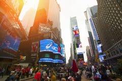 Time Square NYC Stock Photos