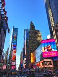 Time Square NYC Stock Images