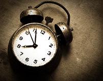 Time stopped. Stock Photography
