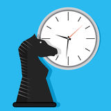 Time strategy vector Stock Photography